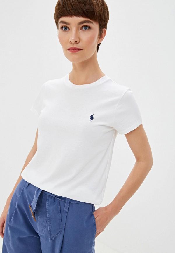 Футболка Polo Ralph Lauren Polo Ralph Lauren PO006EWFNGS2 футболка polo ralph lauren polo ralph lauren po006emcaqx5