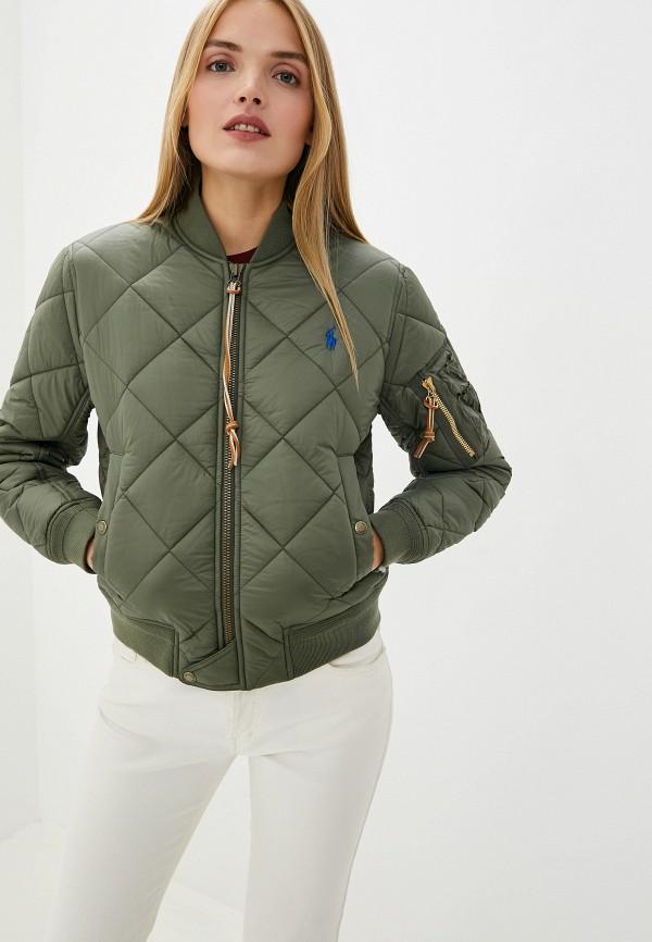 Куртка утепленная Polo Ralph Lauren Polo Ralph Lauren PO006EWFNGU7