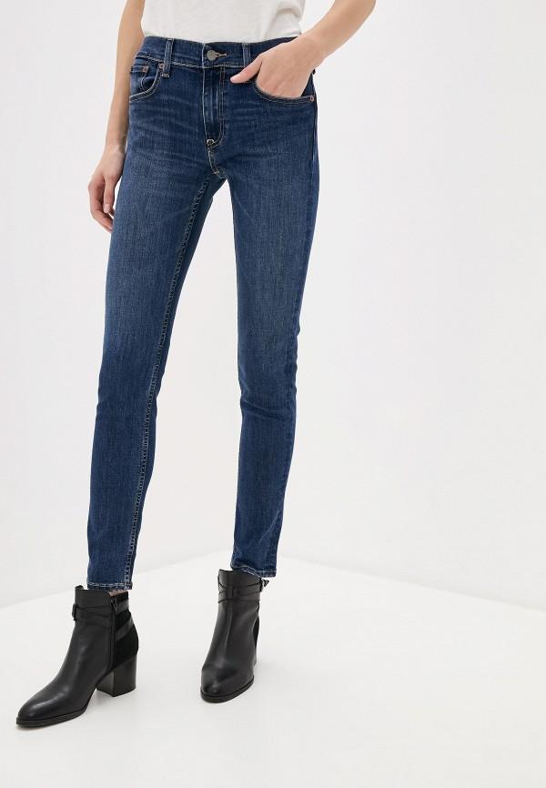 Фото - женские джинсы Polo Ralph Lauren синего цвета