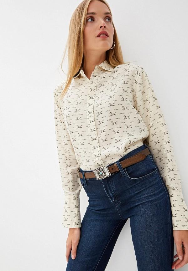 Блуза Polo Ralph Lauren Polo Ralph Lauren PO006EWFNHK2 все цены
