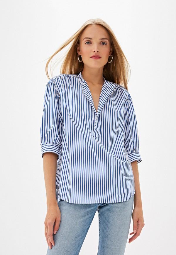 Блуза Polo Ralph Lauren Polo Ralph Lauren PO006EWFNHL8 все цены