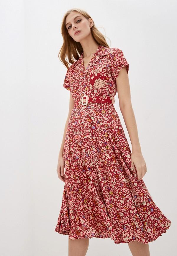 Платье Polo Ralph Lauren Polo Ralph Lauren PO006EWFNHN1