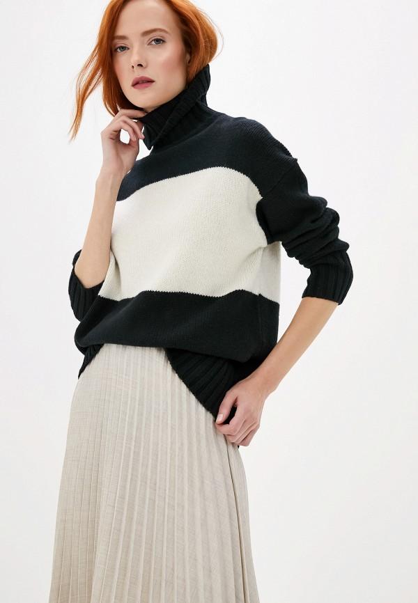 женский свитер polo ralph lauren, черный
