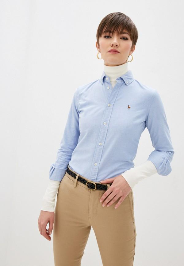 Рубашка Polo Ralph Lauren Polo Ralph Lauren PO006EWGHGC6 рубашка polo ralph lauren polo ralph lauren po006embxmp0
