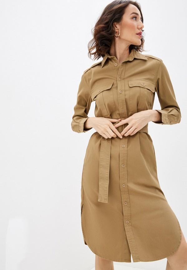 Платье Polo Ralph Lauren Polo Ralph Lauren PO006EWHTRO2