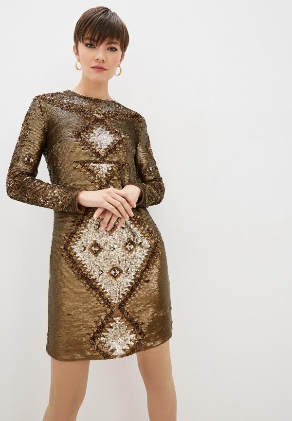 Платье Polo Ralph Lauren Polo Ralph Lauren PO006EWHTRO5