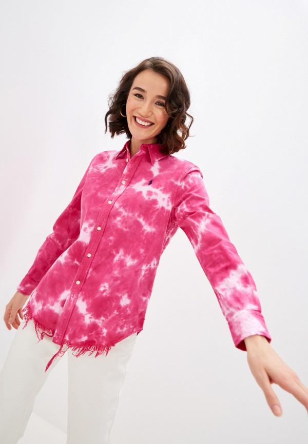 Рубашка Polo Ralph Lauren Polo Ralph Lauren PO006EWHTSO1 рубашка polo ralph lauren polo ralph lauren po006embxmp0