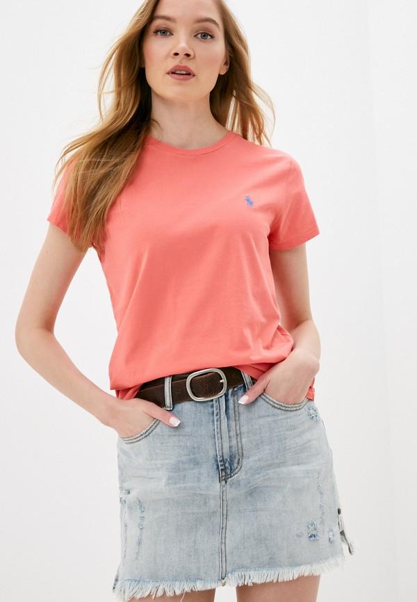 женская футболка polo ralph lauren