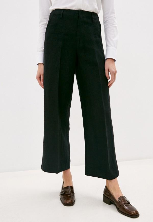 женские повседневные брюки polo ralph lauren, черные