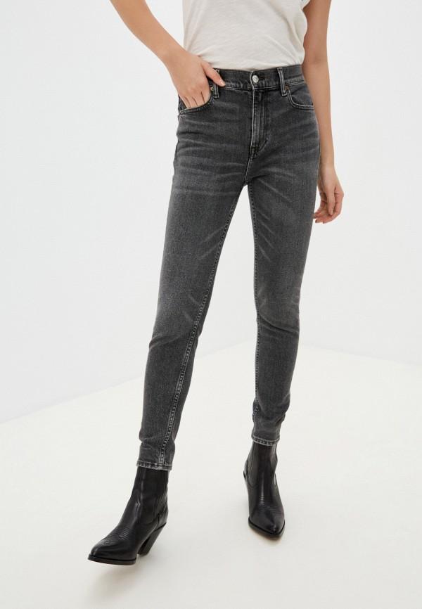 женские джинсы polo ralph lauren, серые