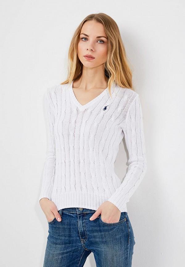 женский пуловер polo ralph lauren