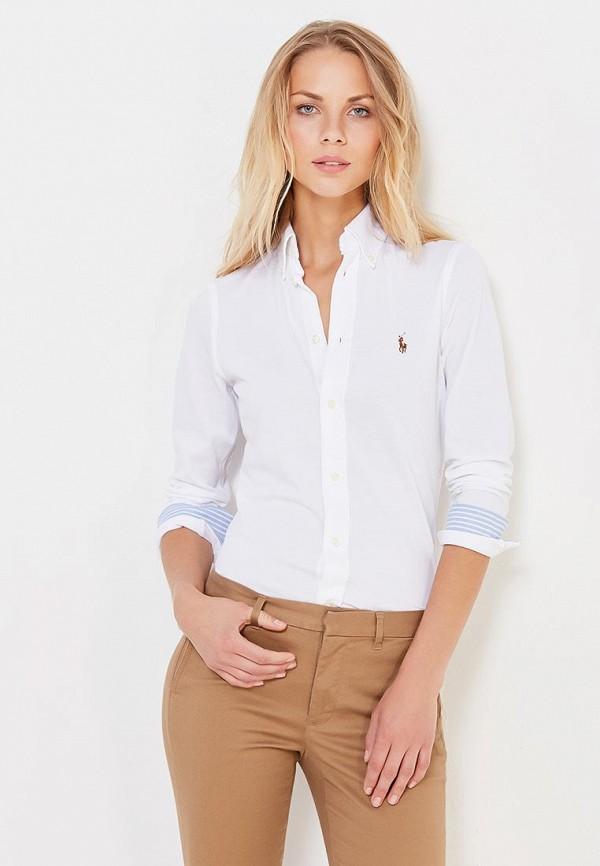 Рубашка Polo Ralph Lauren Polo Ralph Lauren PO006EWVZK47 сандалии polo ralph lauren polo ralph lauren po006agbema0