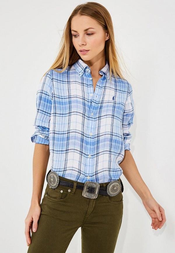 Рубашка Polo Ralph Lauren Polo Ralph Lauren PO006EWYYV15 кеды polo ralph lauren polo ralph lauren po006ampzv77