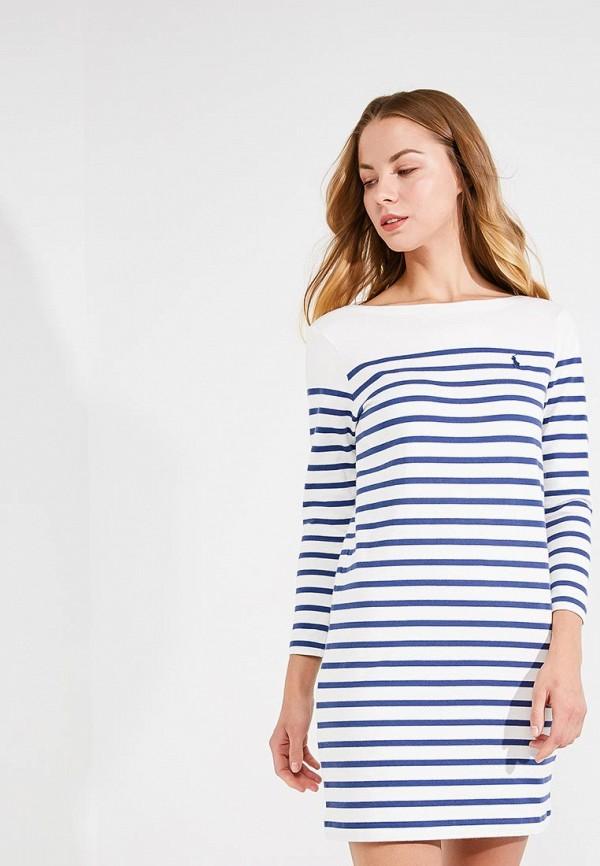 Платье Polo Ralph Lauren Polo Ralph Lauren PO006EWYYW36 кеды polo ralph lauren polo ralph lauren po006ampzv77