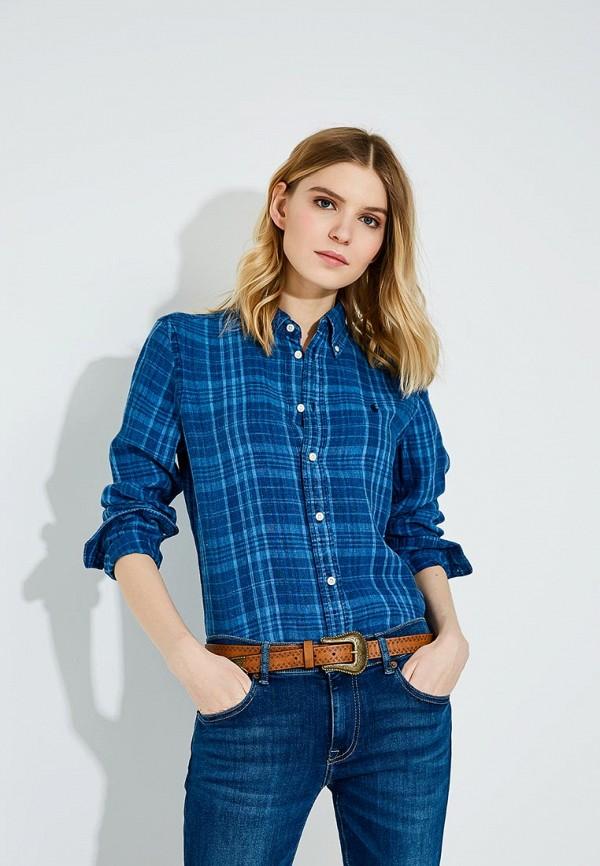 Рубашка Polo Ralph Lauren Polo Ralph Lauren PO006EWYYX66 ralph lauren polo black
