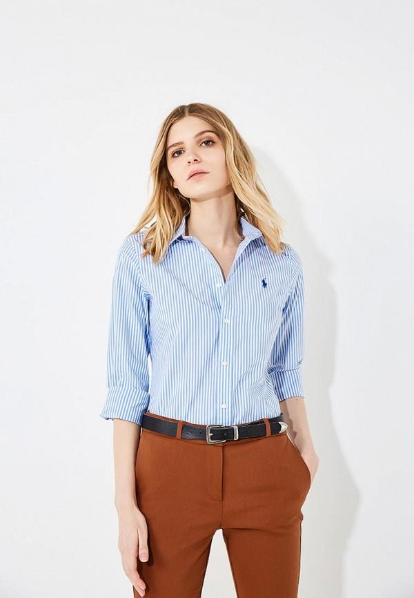 Рубашка Polo Ralph Lauren Polo Ralph Lauren PO006EWYYX67 ralph lauren polo black
