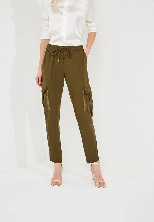 Фото - женские брюки Polo Ralph Lauren цвета хаки