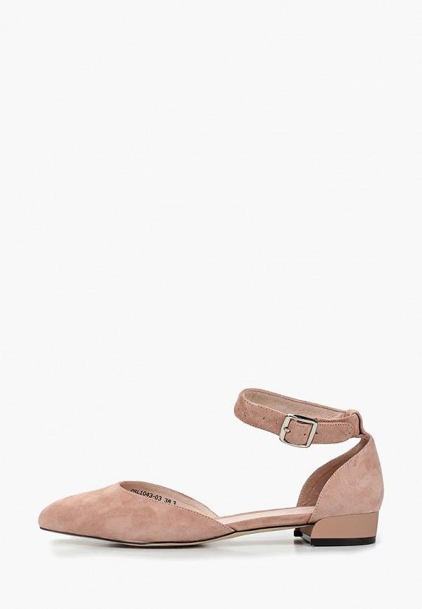 Туфли с застежкой на лодыжке Portal
