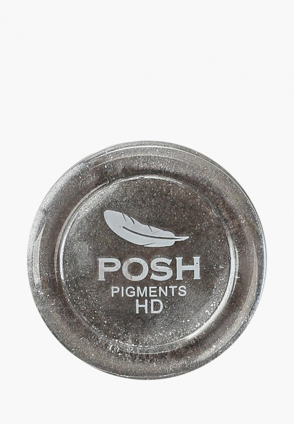 женский тени для век posh, серый