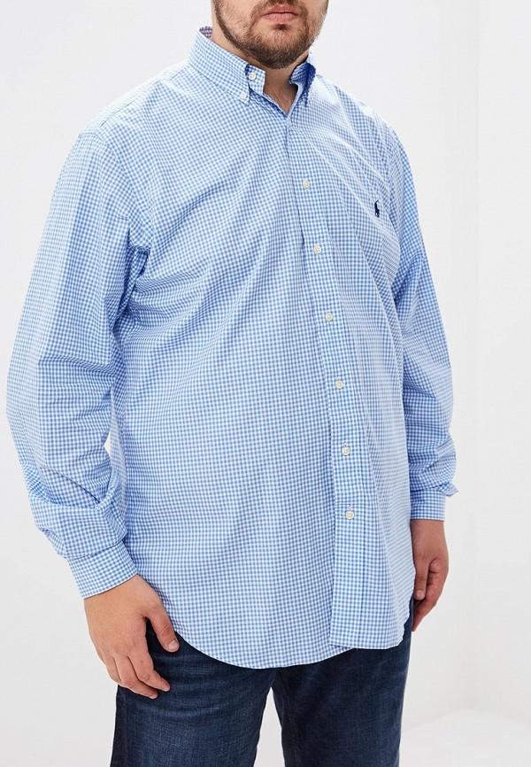 Рубашка Polo Ralph Lauren Big & Tall Polo Ralph Lauren Big & Tall PO022EMBXFV0 женская рубашка european and american big c002617 2015