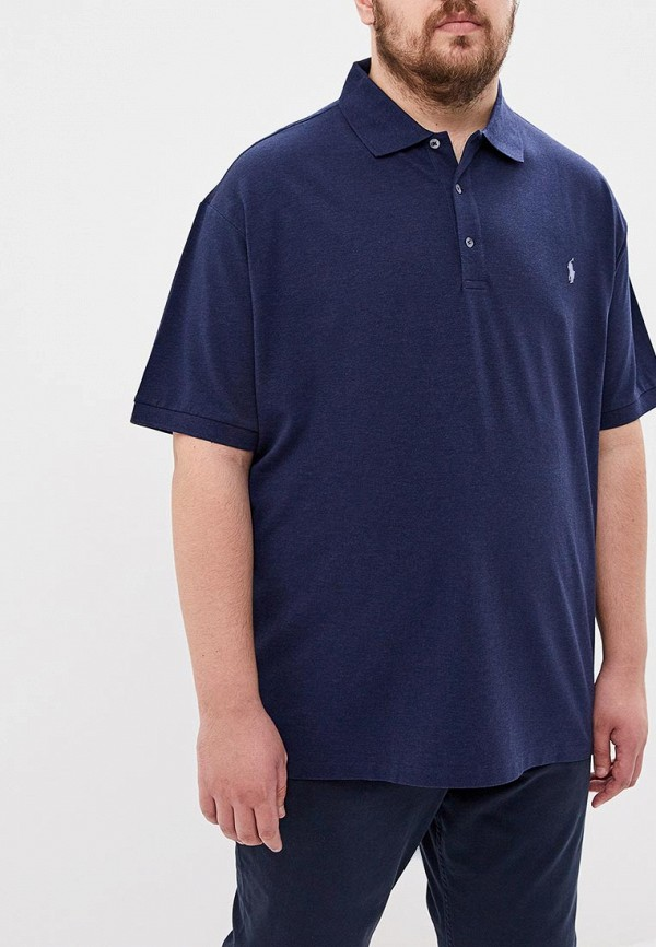 Поло Polo Ralph Lauren Big & Tall Polo Ralph Lauren Big & Tall PO022EMEFME3