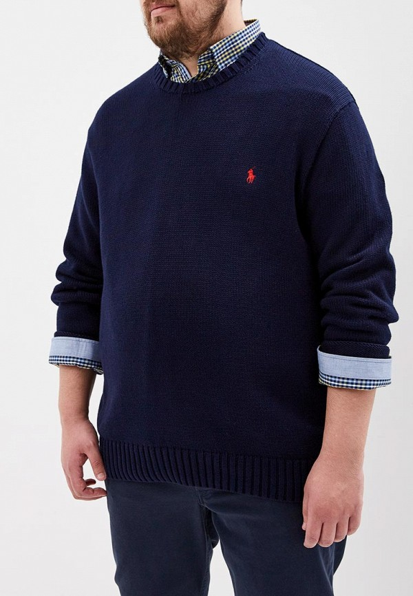 Джемпер Polo Ralph Lauren Big & Tall Polo Ralph Lauren Big & Tall PO022EMEFME9 рубашка polo ralph lauren big