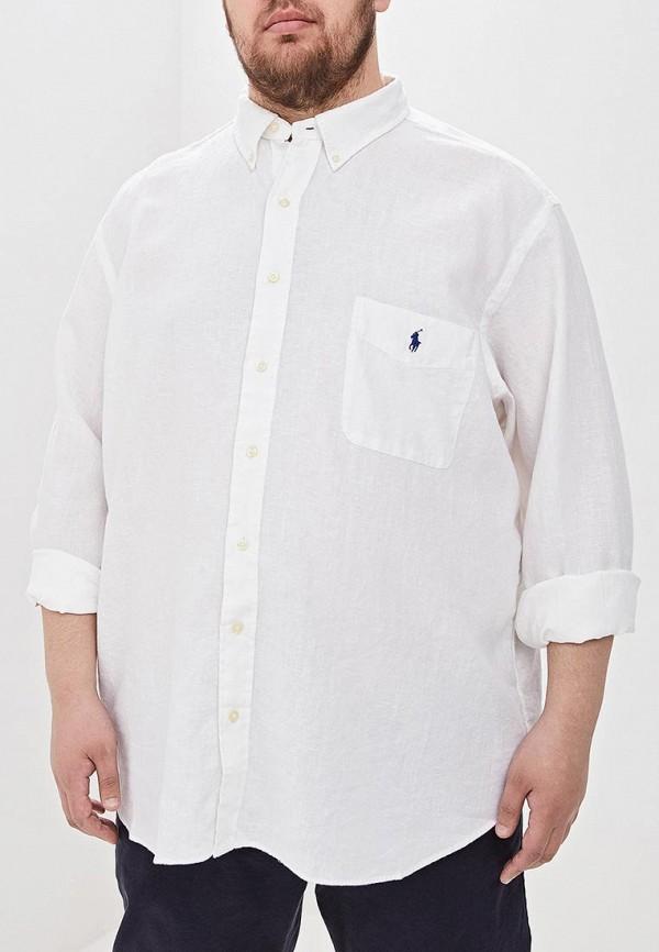 Рубашка Polo Ralph Lauren Big & Tall Polo Ralph Lauren Big & Tall PO022EMEFMF0 футболка polo ralph lauren big