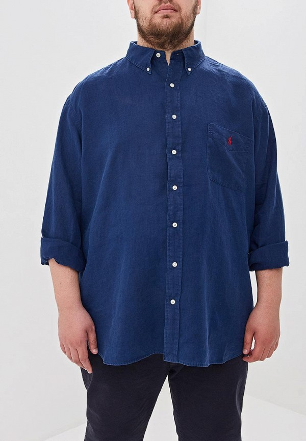 Рубашка Polo Ralph Lauren Big & Tall Polo Ralph Lauren Big & Tall PO022EMEFMF1 рубашка polo ralph lauren big