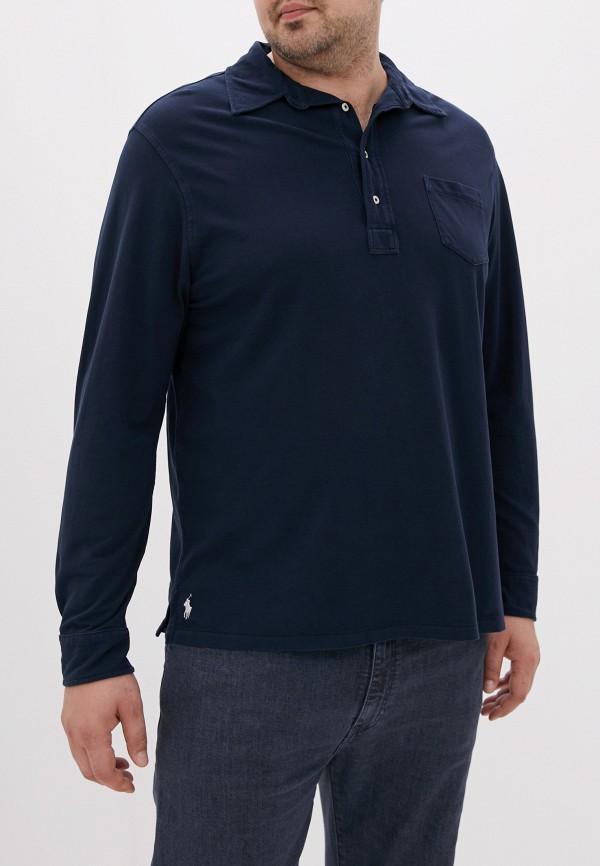 Поло Polo Ralph Lauren Big & Tall Polo Ralph Lauren Big & Tall PO022EMFNAM4 футболка polo ralph lauren big
