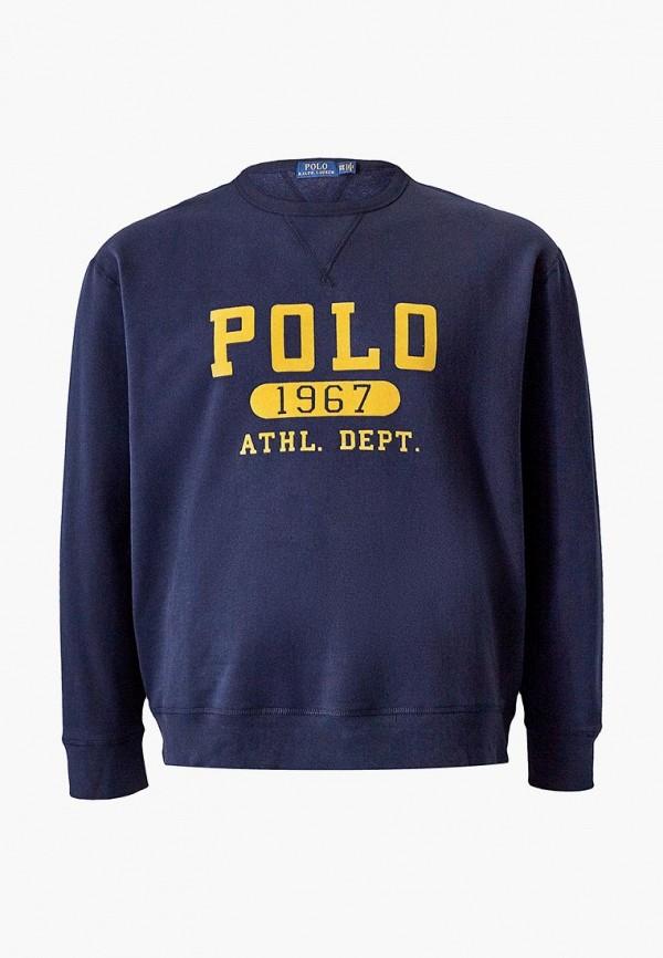 Свитшот Polo Ralph Lauren Big & Tall Polo Ralph Lauren Big & Tall PO022EMGGFI3 футболка polo ralph lauren big