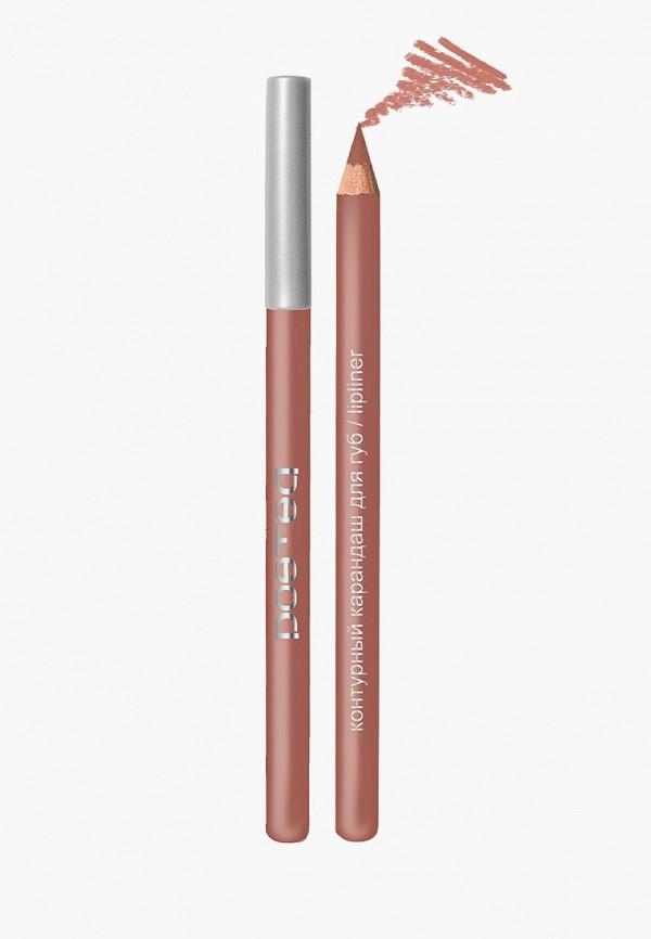 Карандаш для губ Poeteq Poeteq PO023LWBGFC0 автоматический карандаш для губ тон 24 poeteq