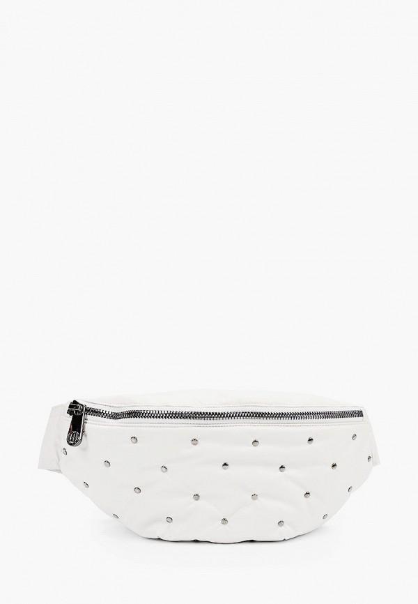 женская сумка poivre blanc, серая
