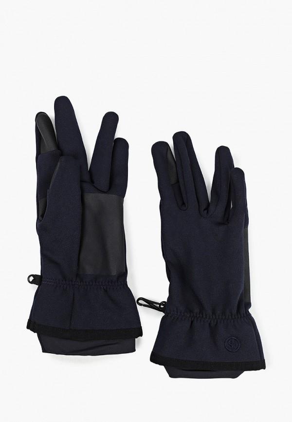 женские перчатки poivre blanc, синие