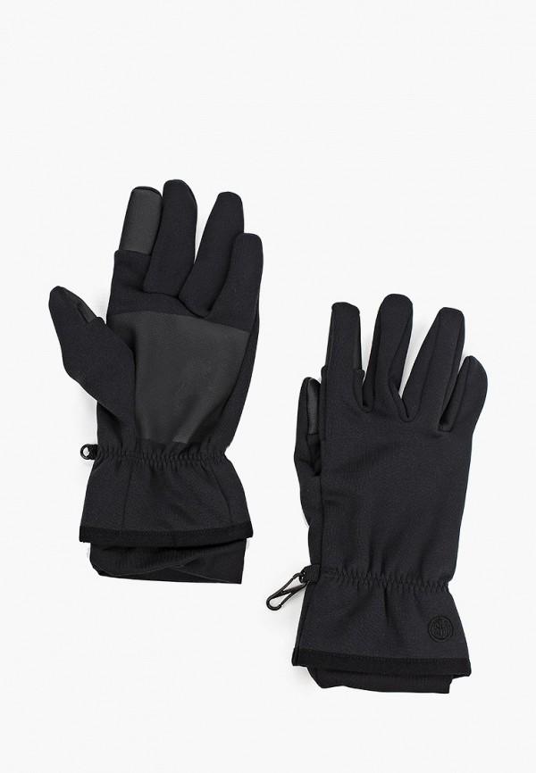женские перчатки poivre blanc, черные