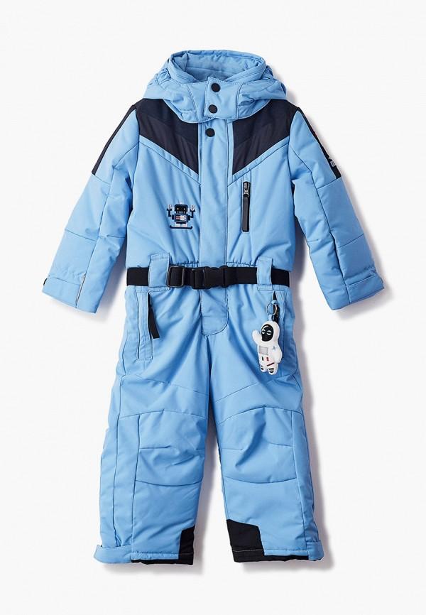 комбинезоны и костюмы poivre blanc для мальчика, голубые