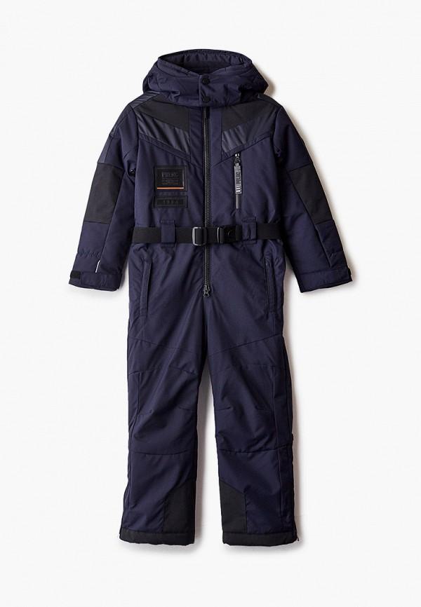 комбинезоны и костюмы poivre blanc для мальчика, синие