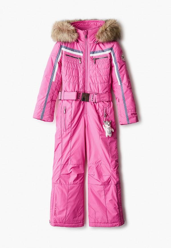 комбинезоны и костюмы poivre blanc для девочки, розовые