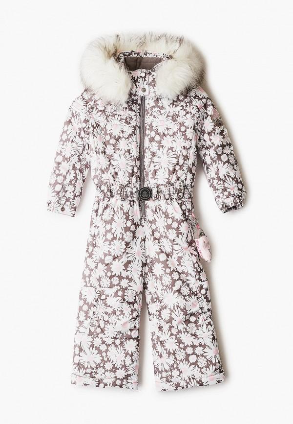 комбинезоны и костюмы poivre blanc для девочки, разноцветные
