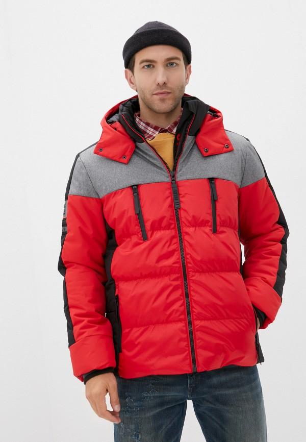 мужская куртка poivre blanc, красная