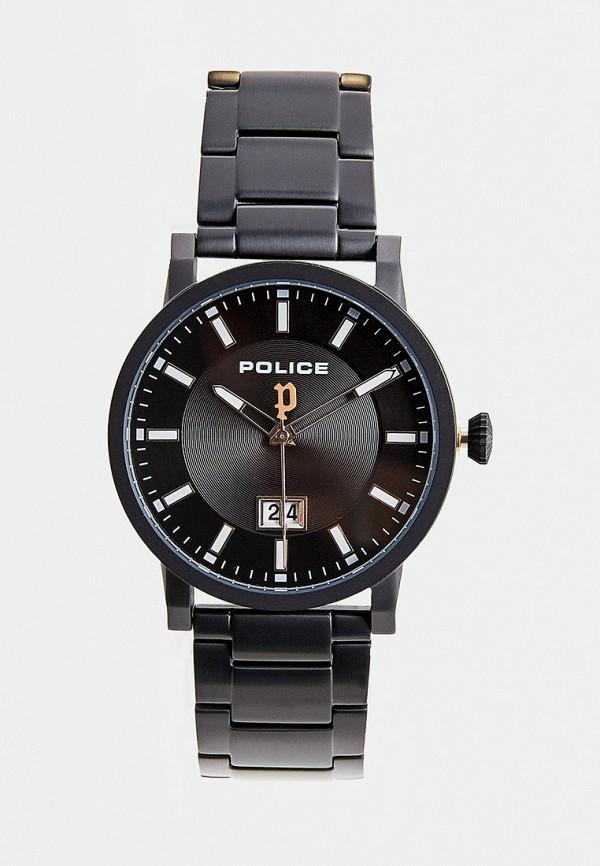 Фото - Мужские часы Police черного цвета