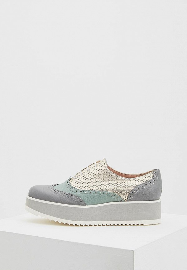 женские ботинки pollini, разноцветные