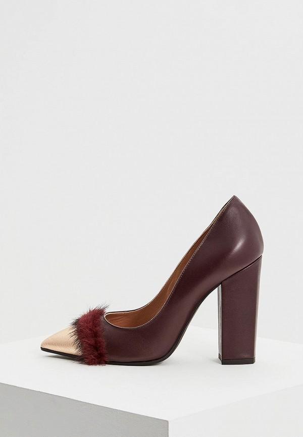 Туфли Pollini Pollini PO756AWBYXG3 цены онлайн