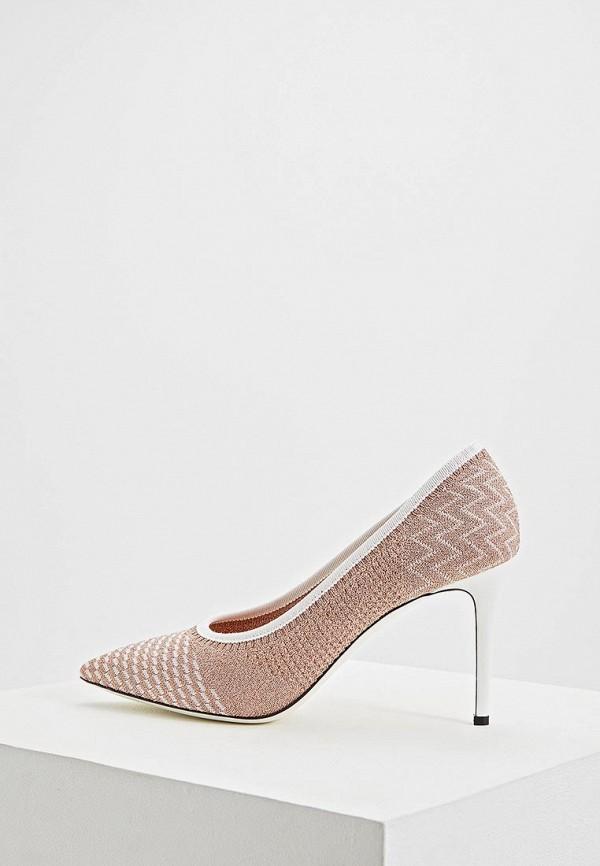 Туфли Pollini Pollini PO756AWECTB8 недорго, оригинальная цена
