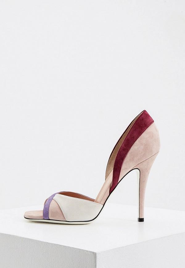 женские туфли pollini, разноцветные