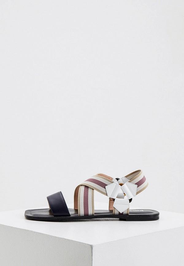 женские сандалии pollini, разноцветные