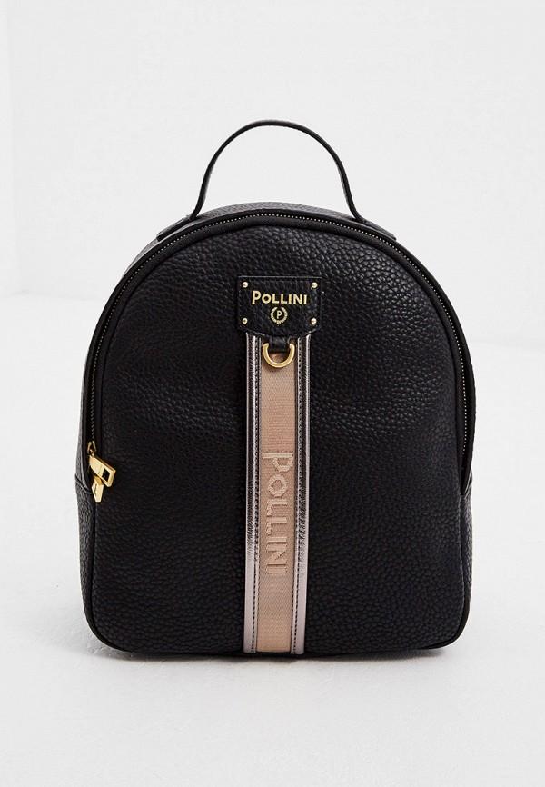 женский рюкзак pollini, черный