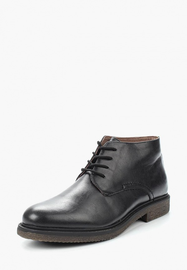 мужские ботинки pradella, черные