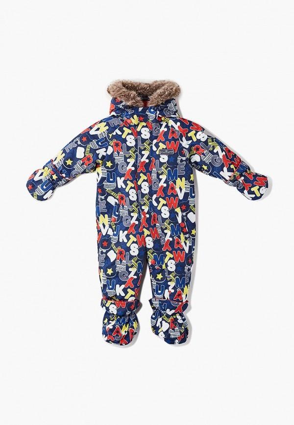 Детский комбинезон утепленный Premont WP82001
