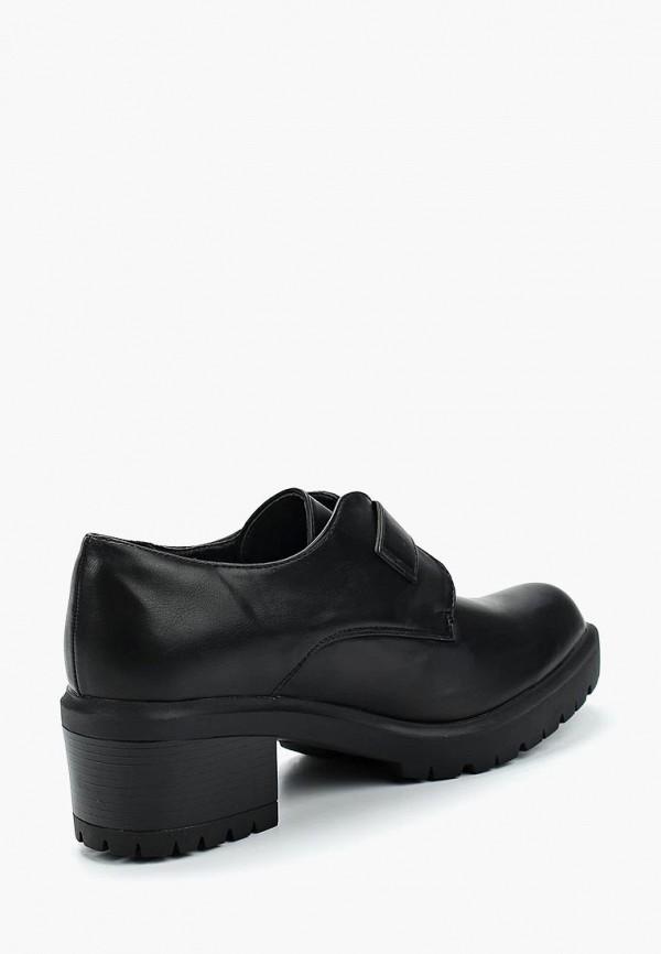 Фото 12 - Ботинки Prendimi черного цвета