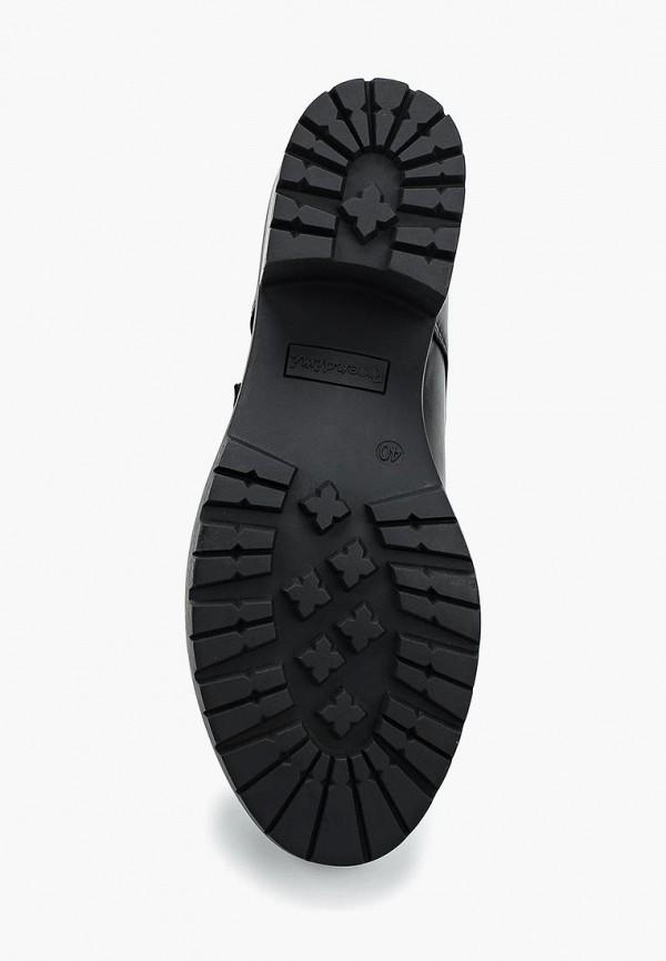 Фото 13 - Ботинки Prendimi черного цвета